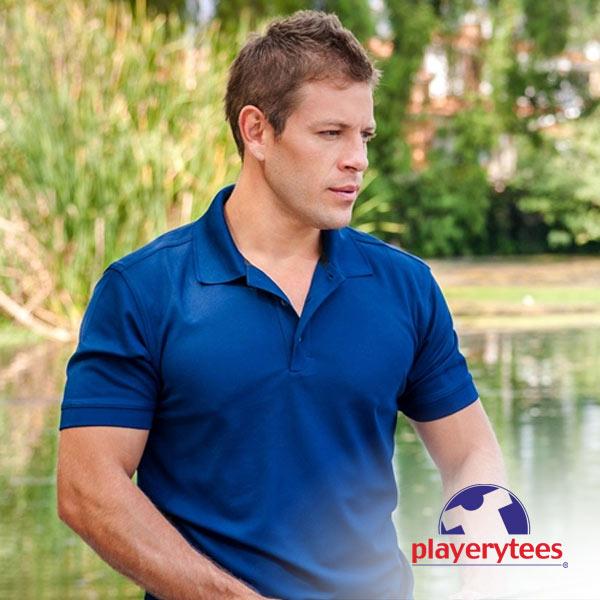 Polo Dry Fit Para Caballero Marca Playerytees Modelo 900C -  www.bordaxpress.mx 3964474a9b921