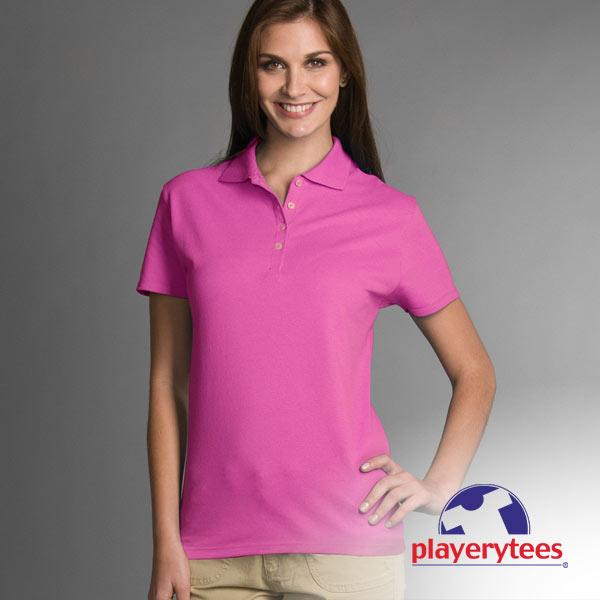 Playera Polo Dama PLAYERYTEES. logo playerytees oficial 19554ed9645b8